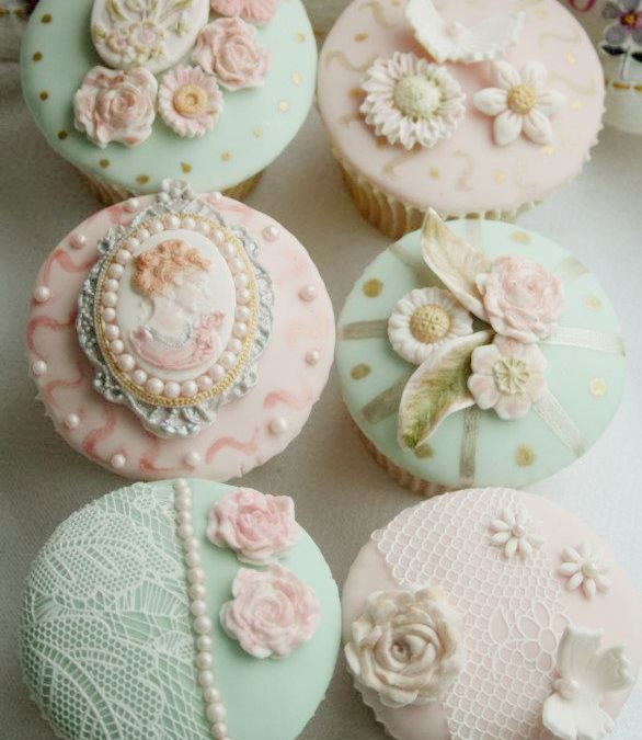 Sweet & Yummy Cupcake Favors