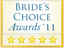 Agape Planning – Bride's Choice Awards Winner – 3rd Year in a Row!