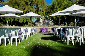 Keri & James' Elaborate Fanciful Wedding…