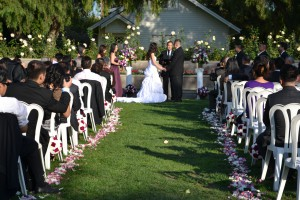 Quinn & Tae's Lovely Grand Wedding…