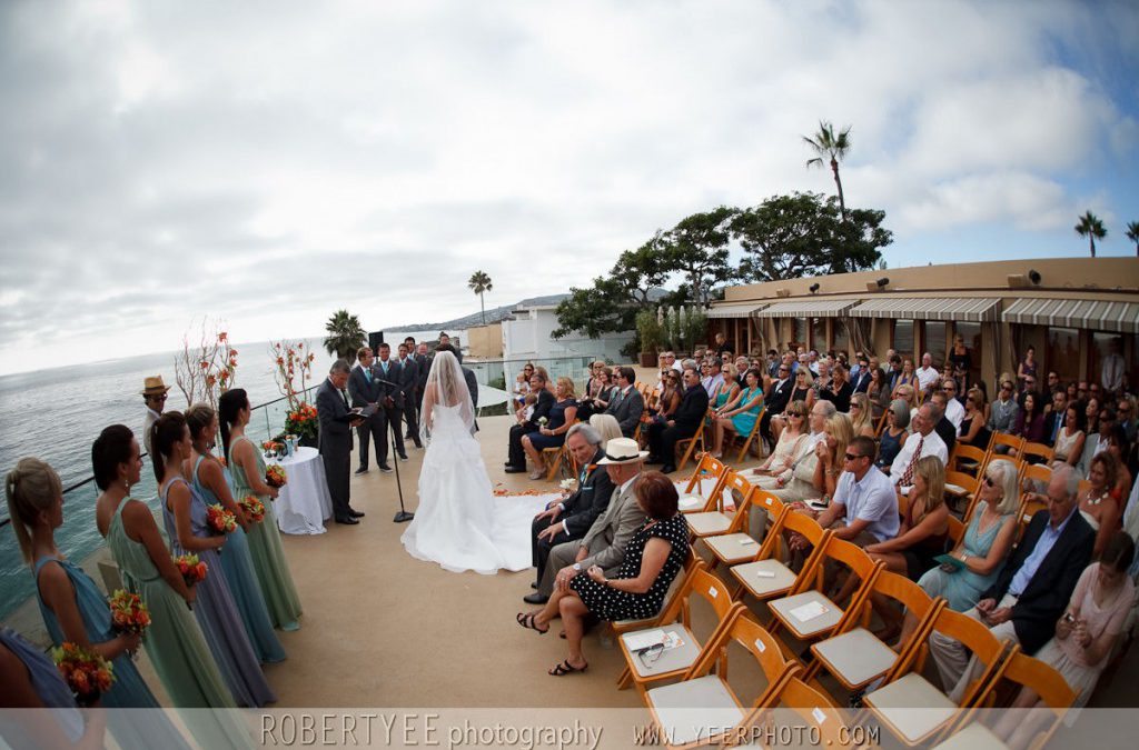 Stephanie & Garritt's Splendid Seaside Wedding