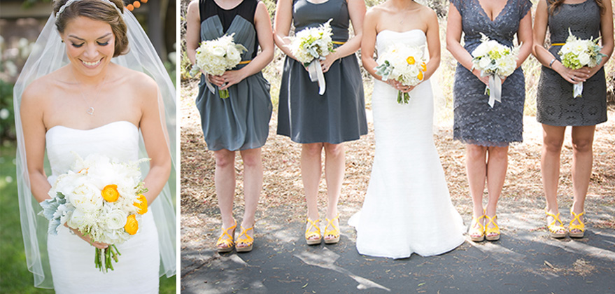 Elizabeth & Eric's Cheery & Beautiful Wedding