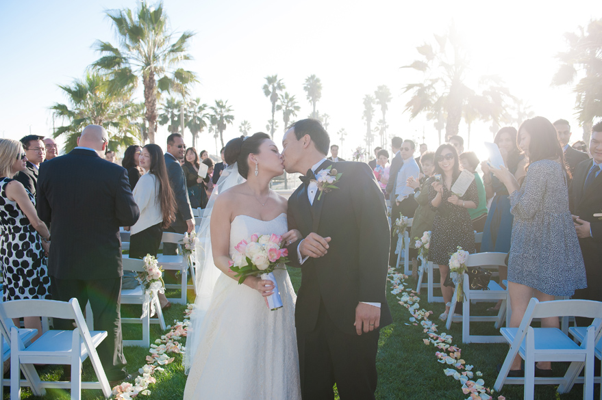 Irene & Tony's Sweet Seaside Wedding