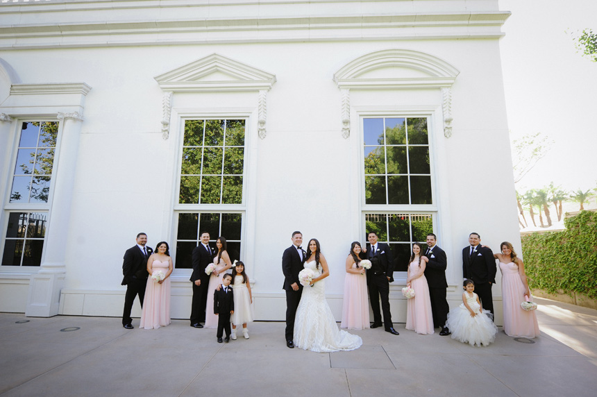 Shelly & Daniel's Exquisite Grand Wedding