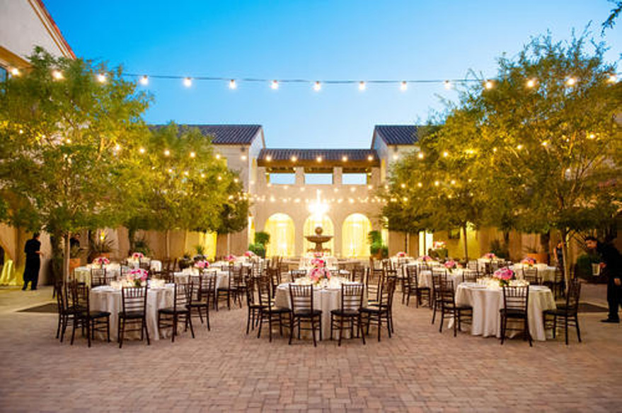 Venue Highlight: Serra Plaza