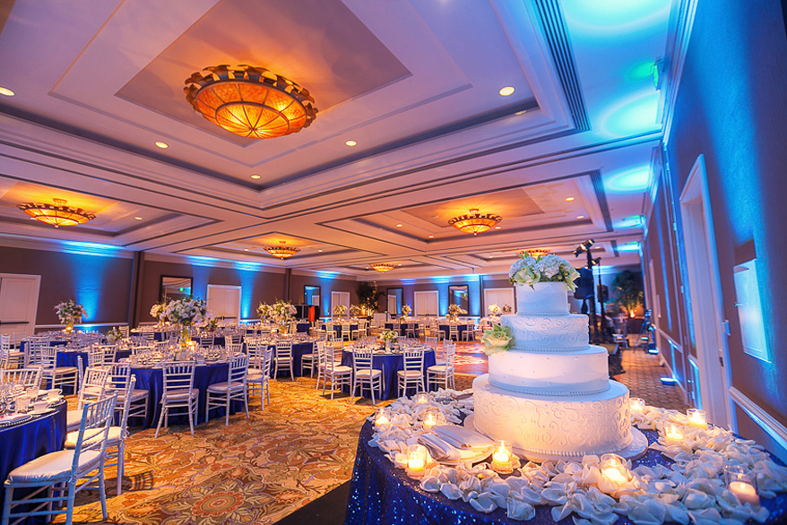 Venue Highlight: The Waterfront Beach Resort, a Hilton Hotel