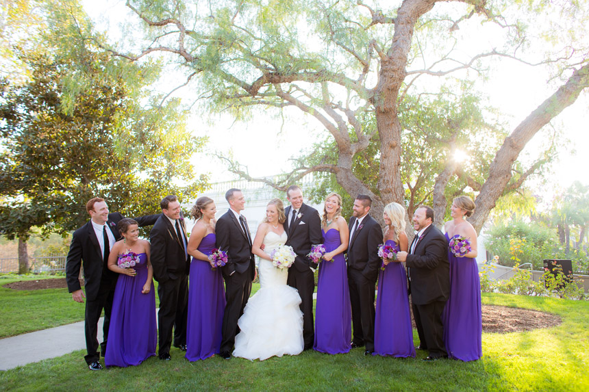 Jen & Ryan's Enchantingly Beautiful Wedding
