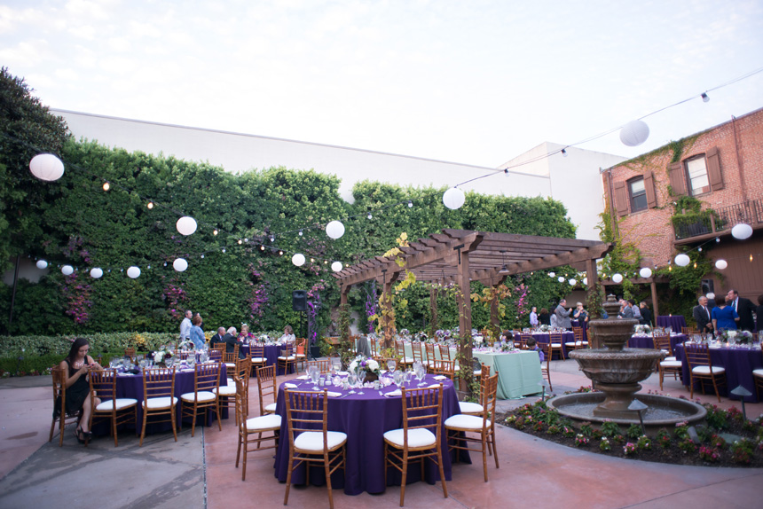 Venue Highlight: Franciscan Gardens
