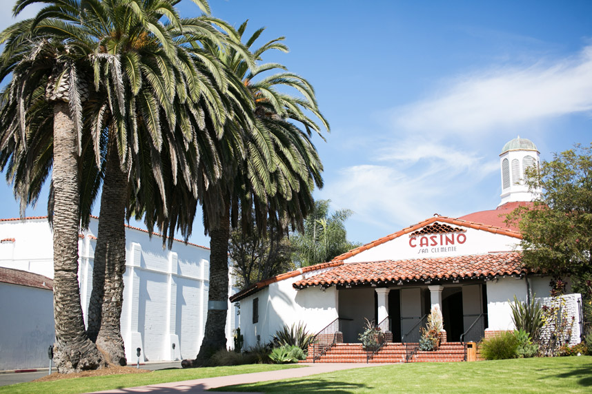 Venue Highlight: Casino San Clemente