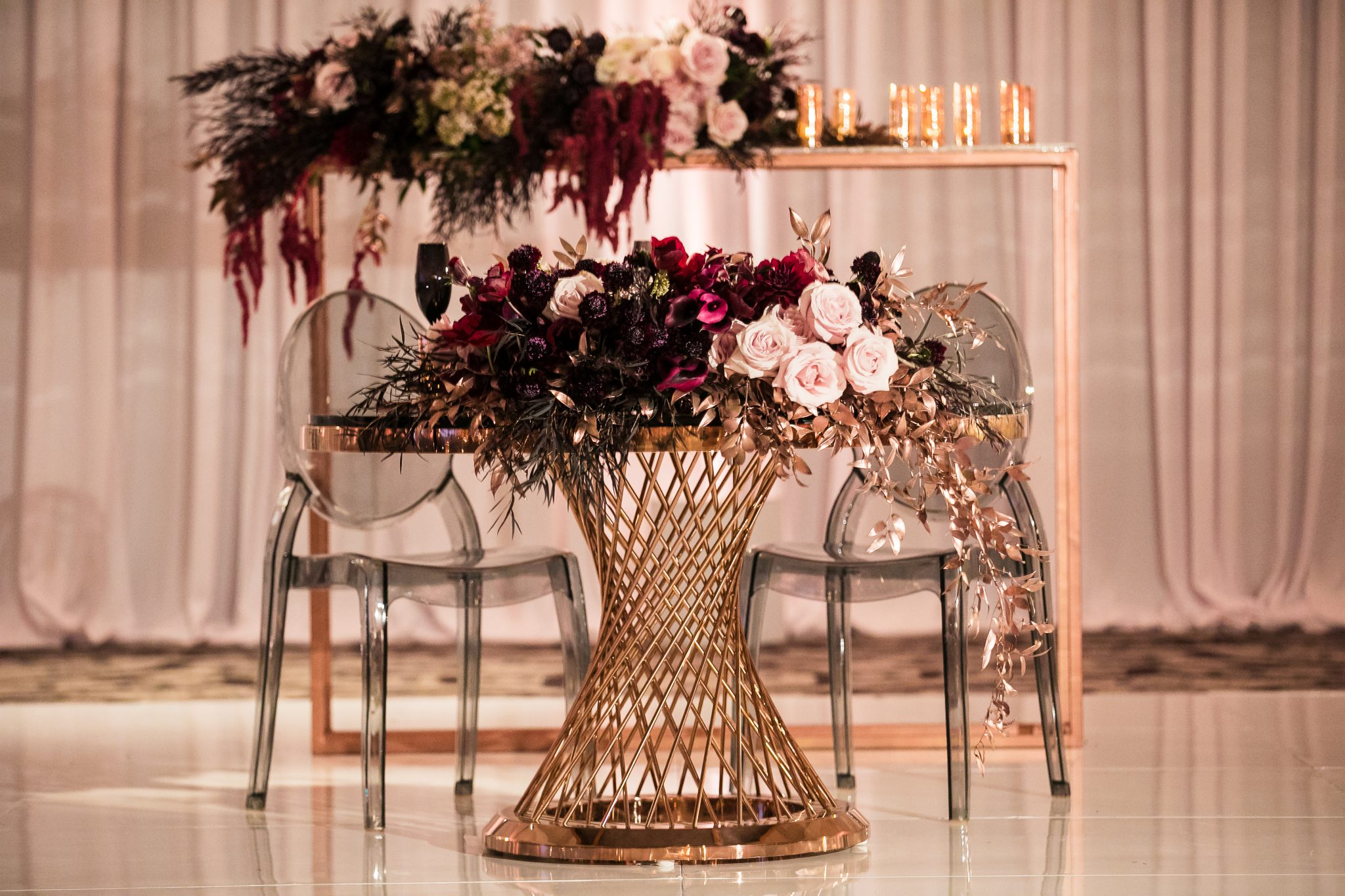 5 Ways to Make Your Sweetheart Table Look Amazing – Orange County Wedding – Wedding Advice