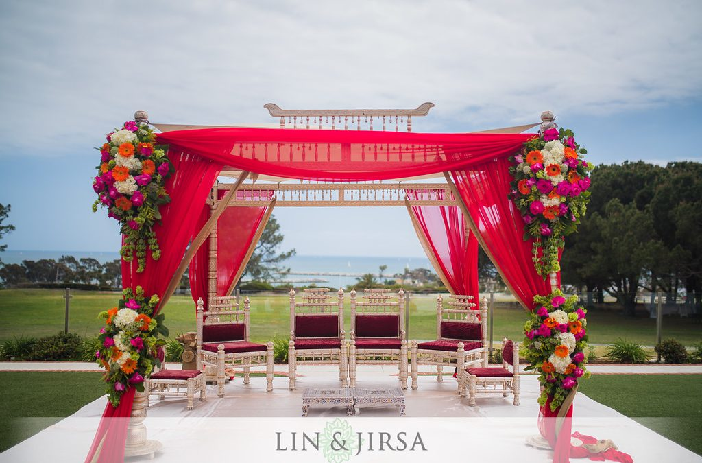 Amie and Chirag's Gorgeous Indian Wedding