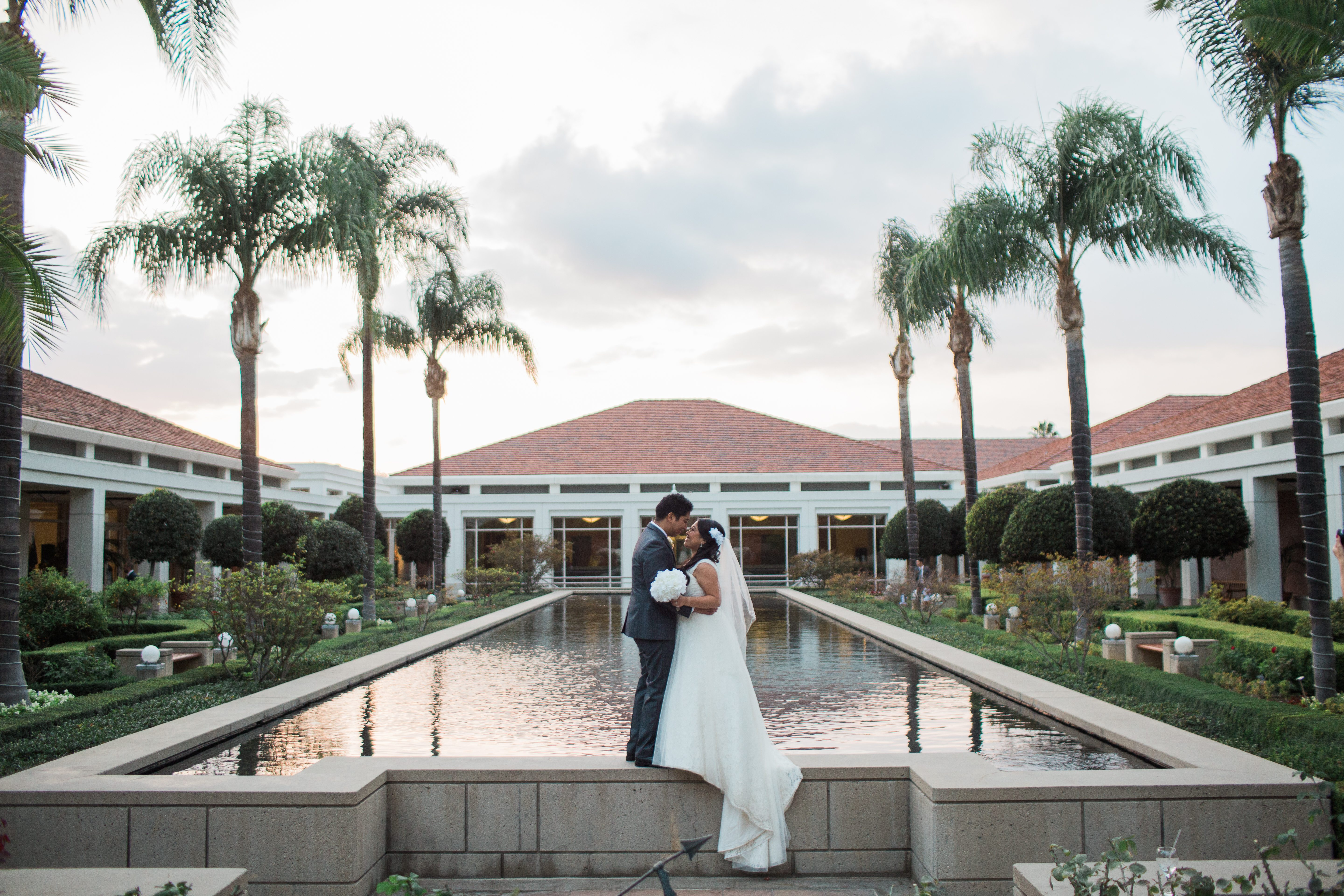 Ana & Rodgie's Colorfully Classic Wedding