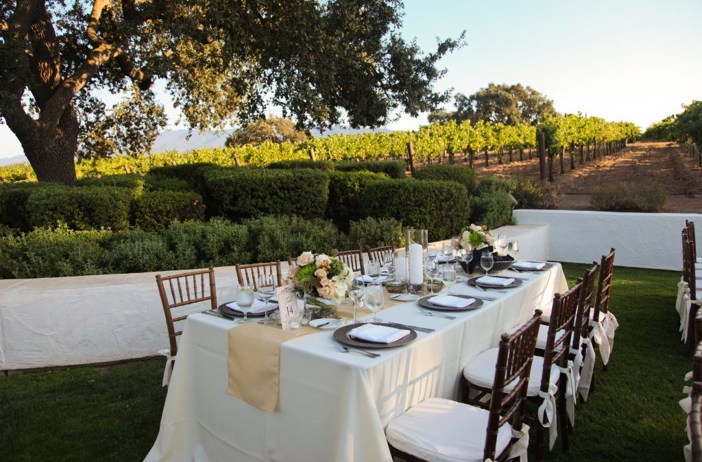 Venue Highlight: Gainey Vineyard
