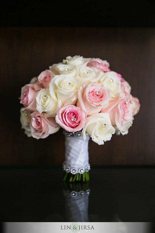 Courtney & Ben's Romantic Pink & White Wedding