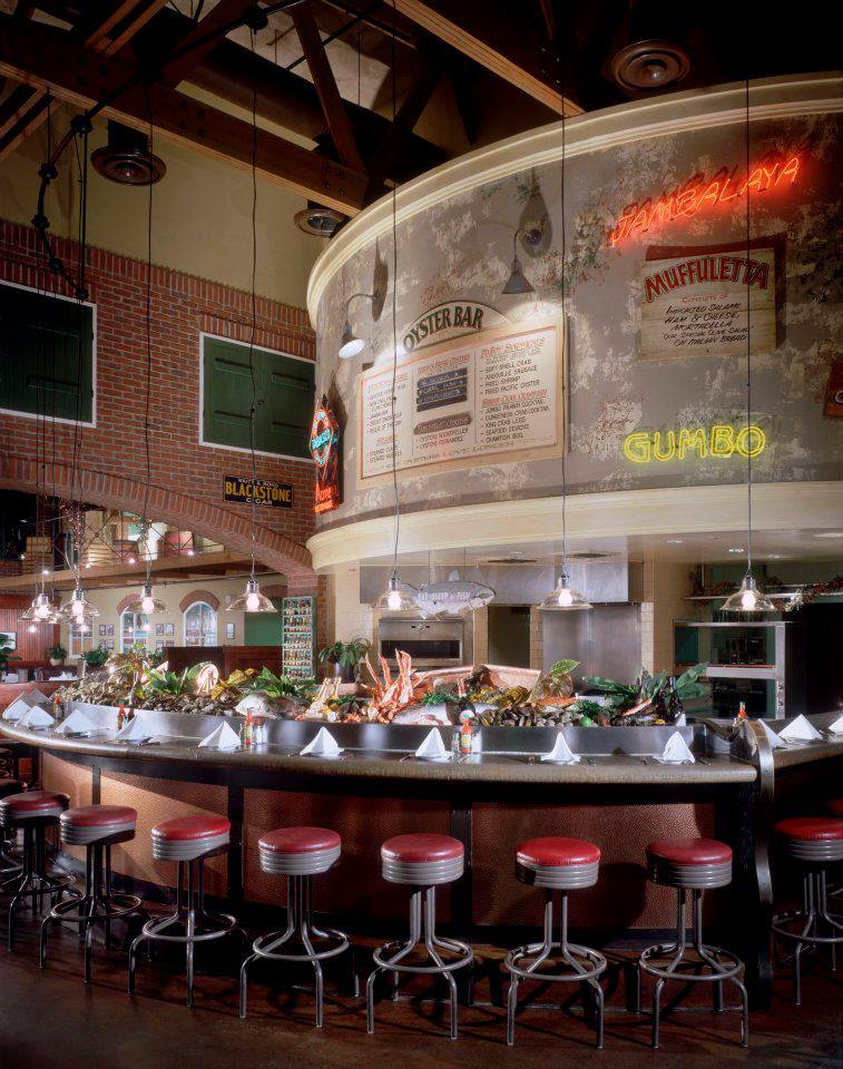 Rehearsal Dinner Venue: Taps Fish House | Agape Planning