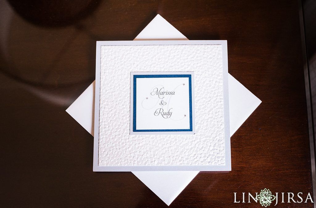 Marissa & Rudy's Beautiful Detailed Wedding