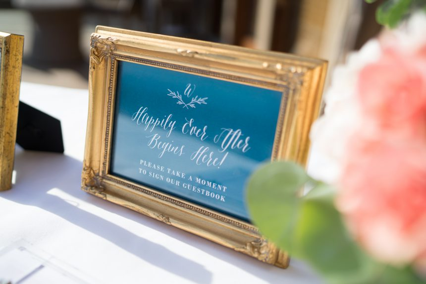 Coastal Elegance Wedding Stationery