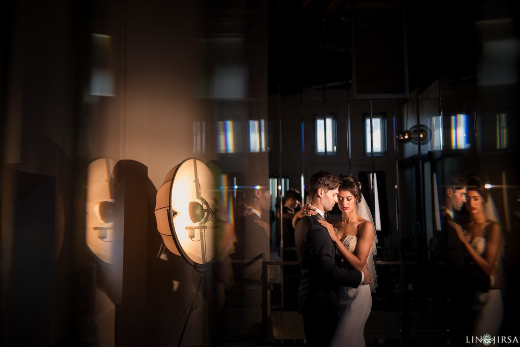 The Hollywood Roosevelt Hotel Los Angeles Wedding Styled Shoot
