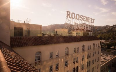 The Hollywood Roosevelt Hotel – Los Angeles Wedding – Styled Shoot