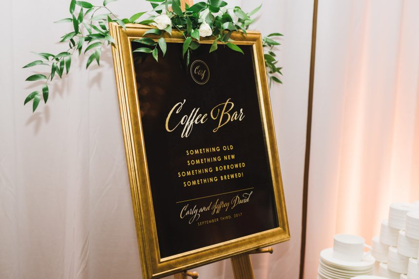 How to Enhance Coffee Service at Your Wedding Reception – Orange County Wedding – Wedding Advice