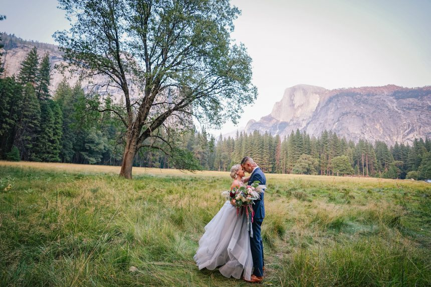 Yosemite National Park – Yosemite Wedding – Megan & Casey
