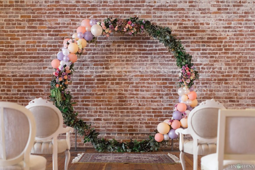 Franciscan Gardens – Orange County Weddings – Styled Shoot