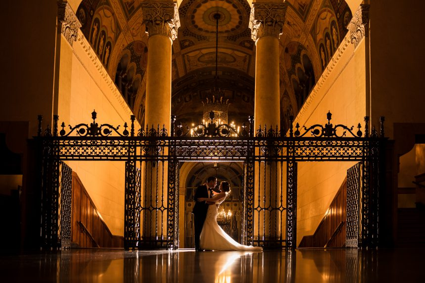 The MacArthur – Los Angeles Wedding Venue – Venue Highlight