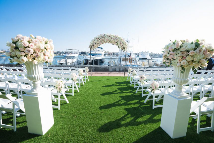 Balboa Bay Resort – Orange County Wedding – Lynsey & Matt