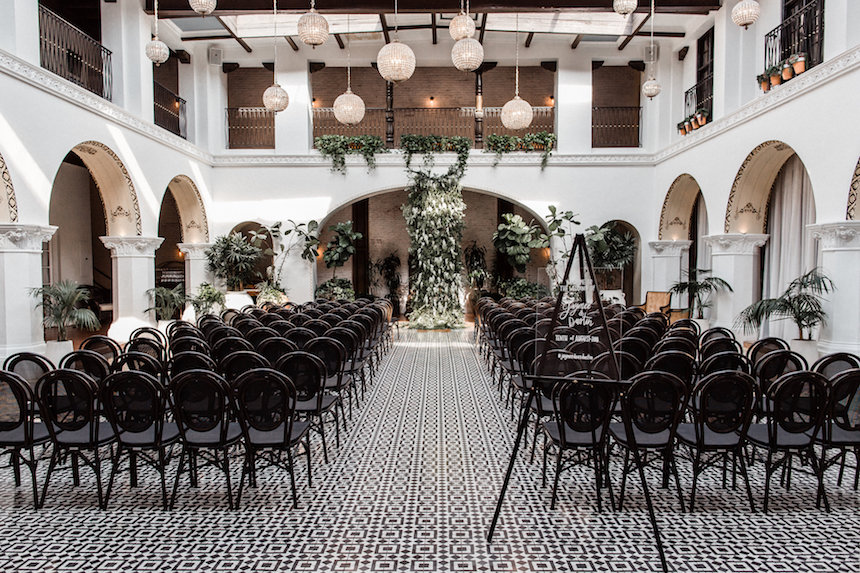 Ebell Long Beach – Orange County Wedding Venue – Venue Highlight
