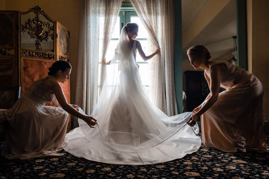 Meaningful Ways to Include a Friend or Family Member Who Isn't in Your Bridal Party – Orange County Wedding – Wedding Advice