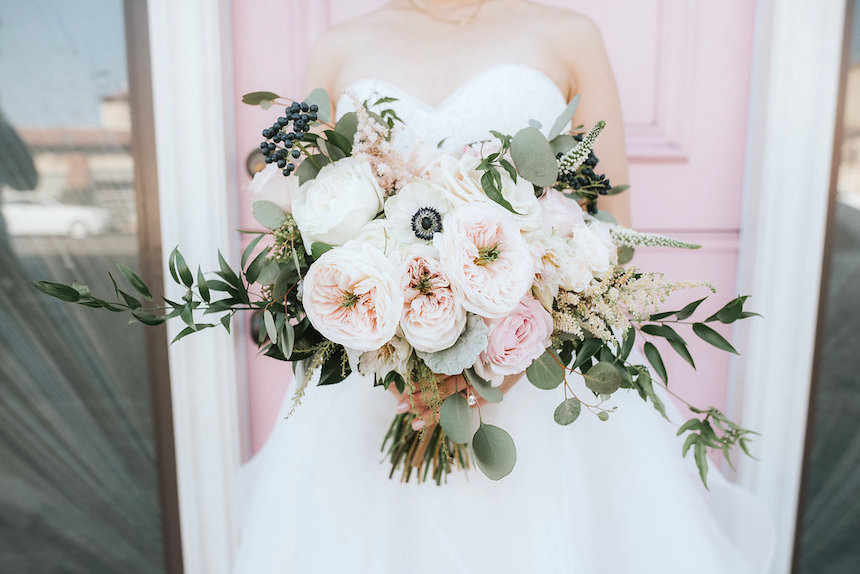 Finding Your Bridal Bouquet Style – Orange County Wedding – Wedding Advice