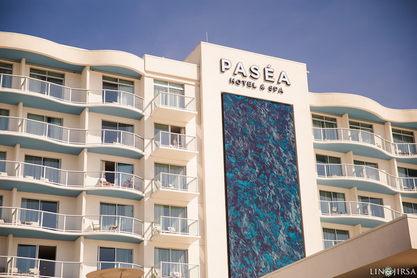 Paséa Hotel & Spa – Orange County Wedding Venue – Venue Highlight