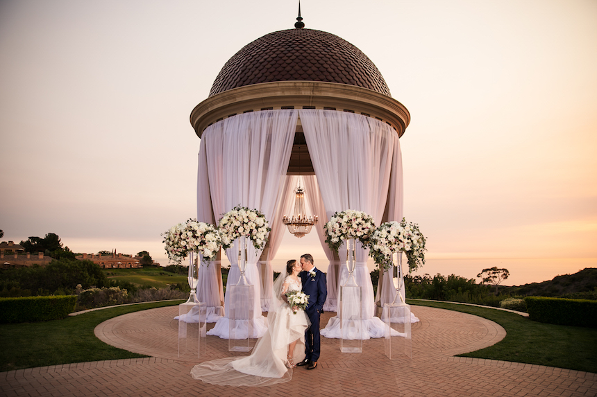 Pelican Hill Resort – Orange County Weddings – Maureen & Marc