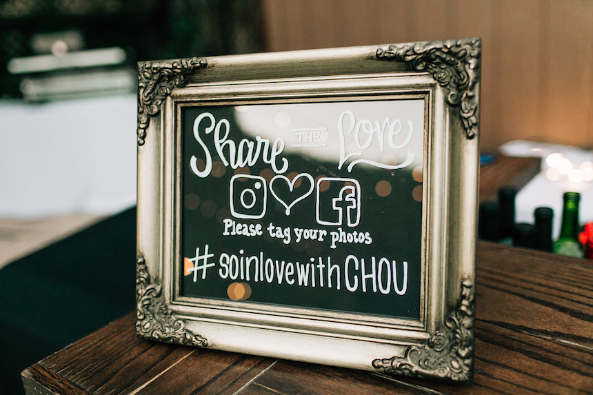Tips for Creating the Best Wedding Hashtag – Orange County Wedding – Wedding Advice