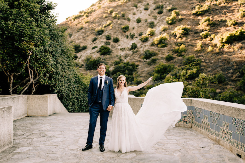 Catalina Country Club – Catalina Island Wedding – Lauren & Zachary
