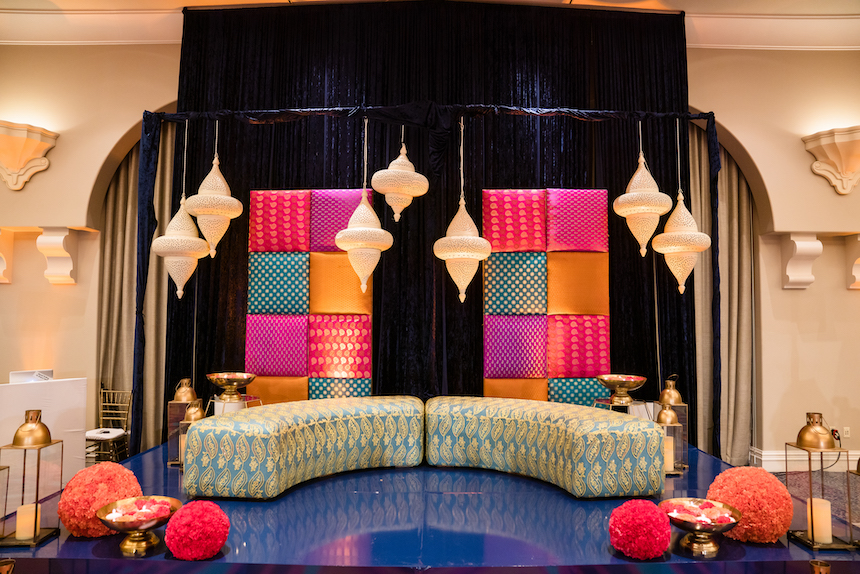 Hyatt Regency Huntington Beach – Orange County Wedding – Radhika & Kalyan: Sangeet