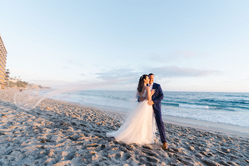 Surf & Sand Resort – Orange County Wedding – Erica & Glenn